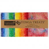 Tonga Treats Batiks - Colorwheel Rainbow Minis