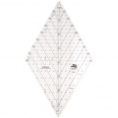 Creative Grids 60 Degree Diamond Ruler