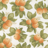 A Fruitful Life - Citrus Cream Yardage