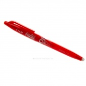Red FriXion Heat Erase Pen