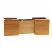 Bamboo Expandable Holder