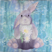 Woodland Hollow - Bunny Pattern