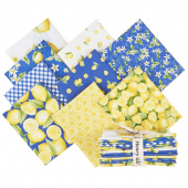 Just Lemons Fat Quarter Bundle