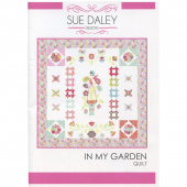 Sue Daley In My Garden Quilt Pattern