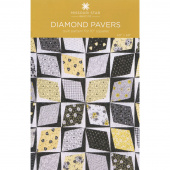 Diamond Pavers Quilt Pattern by Missouri Star
