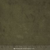 Primitive Muslin Flannel - Grass Yardage