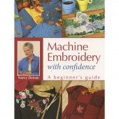 Machine Embroidery with Confidence Book