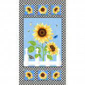 Sunny Sunflowers - Sunflower Multi Panel