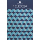 Rhombus Cube Pattern by Missouri Star
