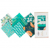Color Master Fat Quarter Box - Emerald Stone Edition