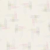 Bloomsbury - Miss Thread Indeed White Yardage