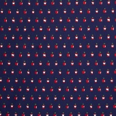 In the Kitchen - Apple A Day Navy Yardage
