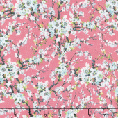 Serene Spring - First Flourish Blush Yardage