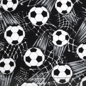 Sports - Soccer Black Yardage