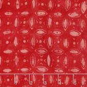 Calypso Rayon Batiks - Geometric Azalea Yardage