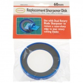 Rotary Blade Sharpener Replacement Disks 60mm