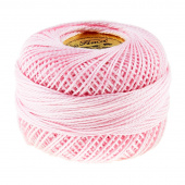 Presencia Perle Cotton Thread Size 8 Ultra Light Plum