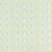 Monarch Grove - Kaleidoscope Mint Green Yardage