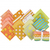 Tula Pink's True Colors Goldfish Fat Quarter Bundle