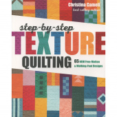 Step-By-Step Texture Quilting Book