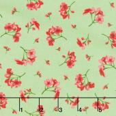 Prose - Little Flowers Green Yardage