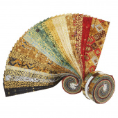 Gustav Klimt Metallic Roll Up