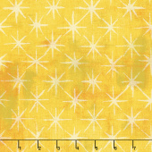 Grunge Seeing Stars - Sunflower Yardage