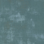 Grunge Basics - Deep Teal Yardage