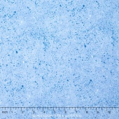 Wilmington Essentials - Sapphire Sky Spatter Texture Sky Blue Yardage