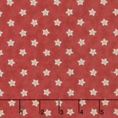 Portsmouth - Star Red Yardage