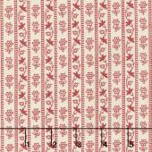 Chafarcani - Renoncule Rouge Pearl Yardage