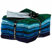 Miyako Blues Fat Quarter Bundle