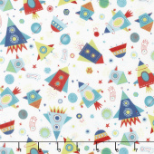 Stellar Baby - Blast Off Cloud Yardage