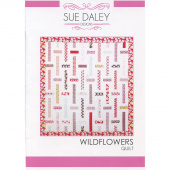 Sue Daley Wildflowers Quilt Pattern