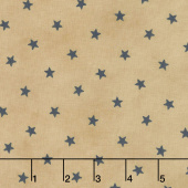 Crystal Lake - Stars Tan Yardage