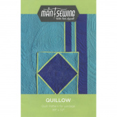 Quillow Pattern from Man Sewing