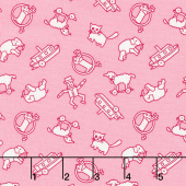 Toy Chest 3 - Toss Pink Yardage