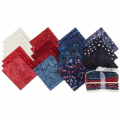 Tonga Treats Batiks - Freedom Fat Quarter Bundle