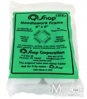 "Q Snap Needlework Frame 6"" x 6"""