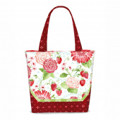 Sugar Berry Capri Carryall Kit