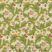 Morris Holiday 1912 - Leicester Linen Multi Metallic Yardage