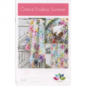 Ombre Endless Summer Quilt Pattern