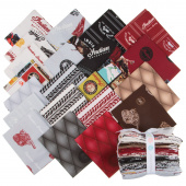 Indian Motorcycle Fat Quarter Bundle