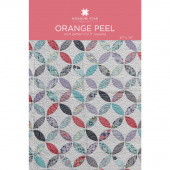 Orange Peel Quilt Pattern by Missouri Star