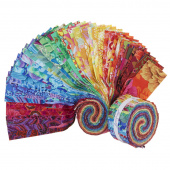 "Kaffe Fassett Collective Rainbow Stash 2.5"" Strips"