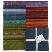 "Woolies Flannel Colors 10"" Squares"