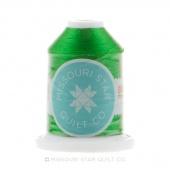 Missouri Star 40 WT Polyester Thread Emerald Green