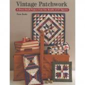 Vintage Patchwork Book