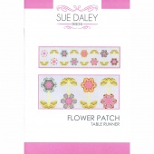Sue Daley Flower Patch Table Runner Pattern