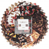 Chocolicious Digitally Printed Charm Pack